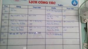 LICH CONG TAC TUAN 25 THANG 3-2017